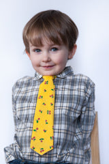 Cherries Neck Tie