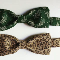 Irish Fields Bow Tie