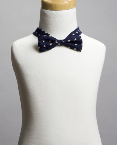 Navy with Stars Bow Tie- *As Seen On NBC's TODAY Show*