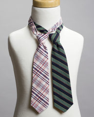 Stripes Neck Tie Set
