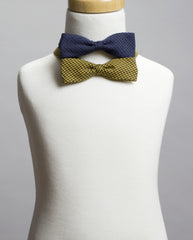 Houndstooth Bow Tie Set