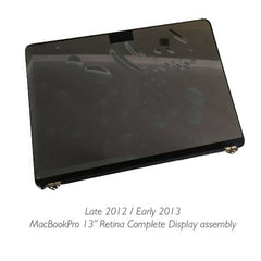 "Display assembly MBPro 13"" Retina Late 2012 & Early 2013"