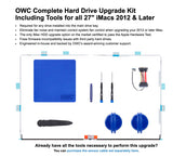 OWC digital thermal sensor complete kit for iMac 27