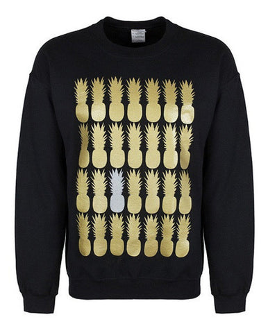 Limited Edition Gold Pineapples Jumper