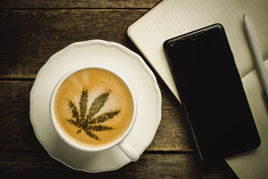 The Top Benefits of CBD Coffee
