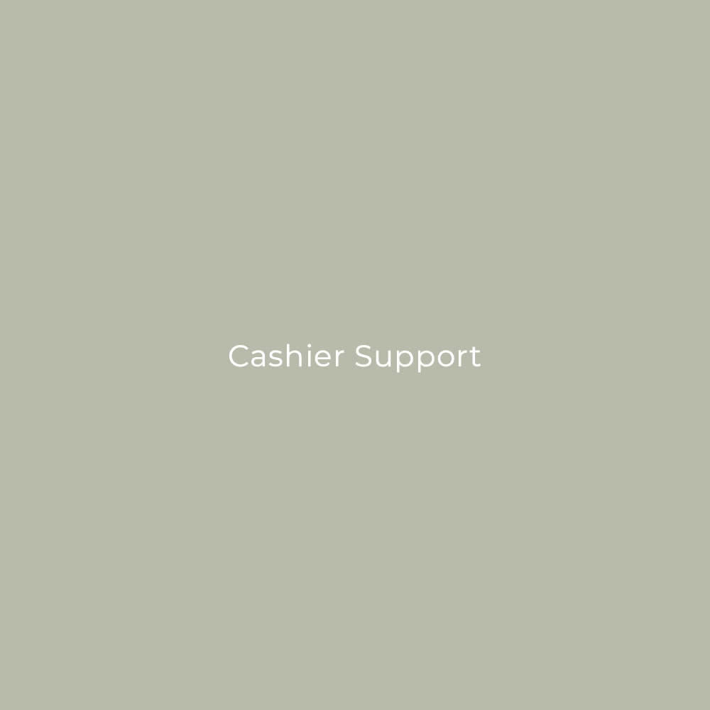 1-Day Cashier Support