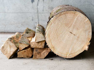Kiln Dried Softwood Logs