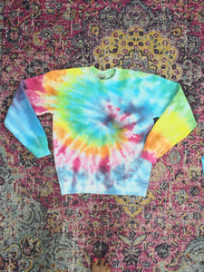 Custom Hand Tie Dyed Sweatshirt