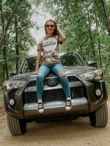 4Runner Bleached Shirt