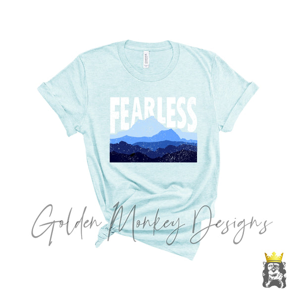 Fearless Mountain Shirt