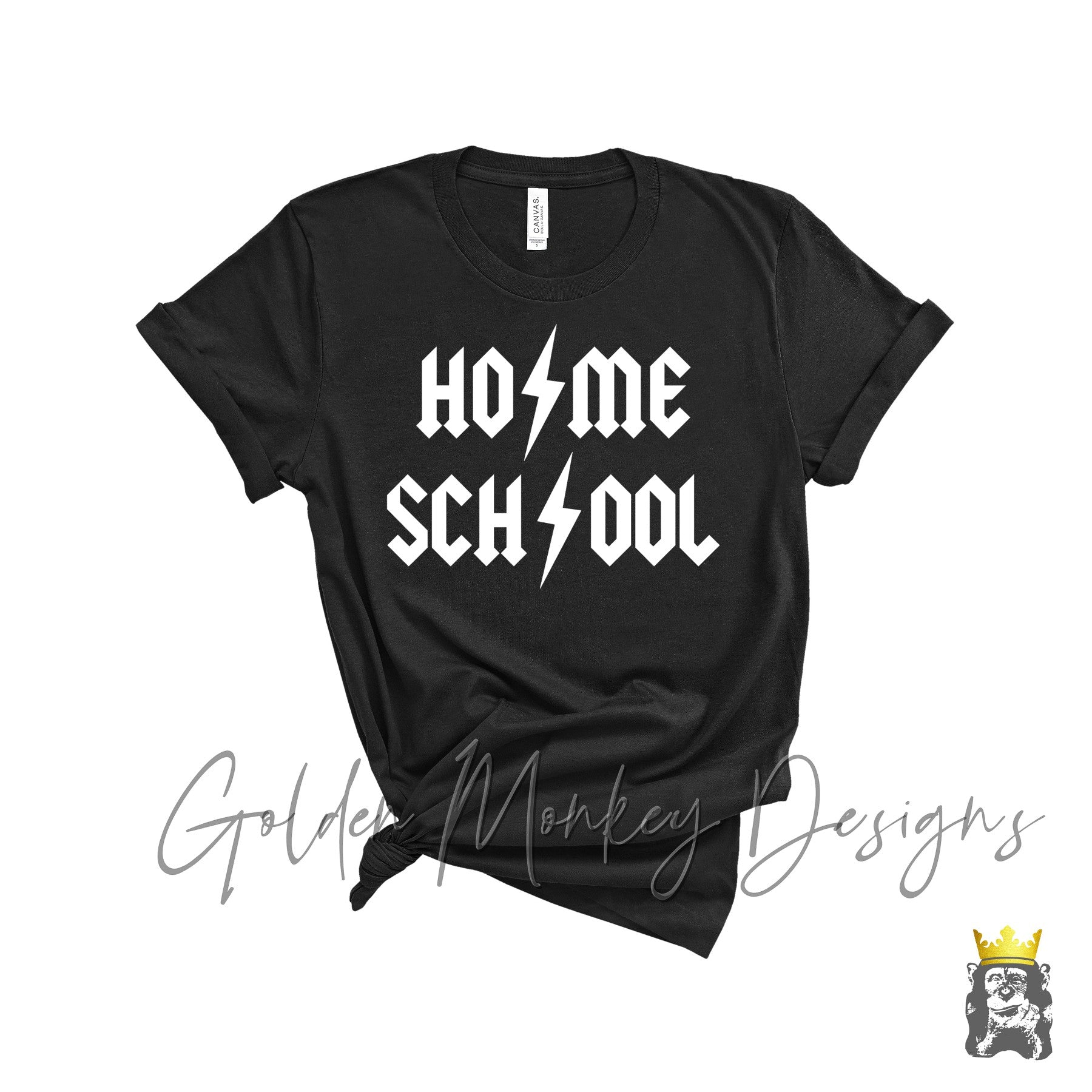 HOME SCHOOL School Rock Inspired Shirt