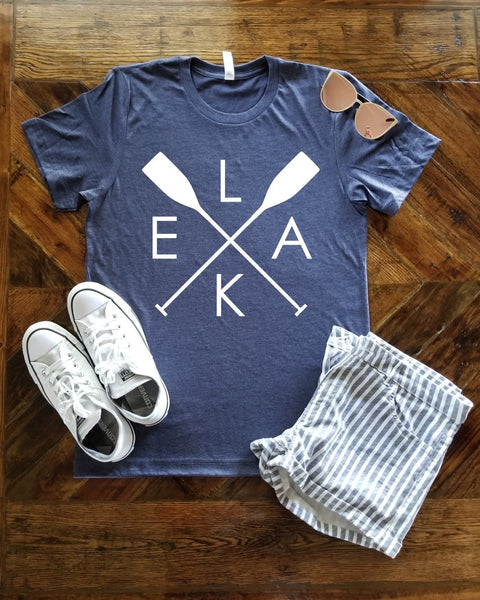 Simple Lake Shirt