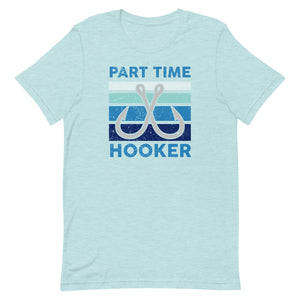 Part Time Hooker Funny Fishing Shirt