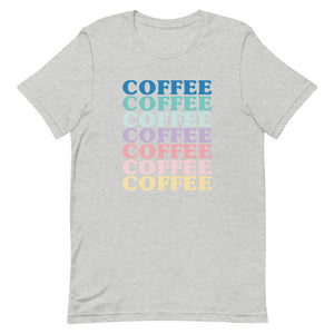 Gray Coffee Shirt