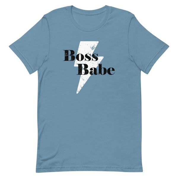 Boss Babe Lightning Bolt Shirt
