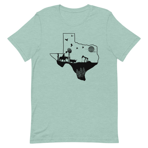 Texas Silhouette Shirt
