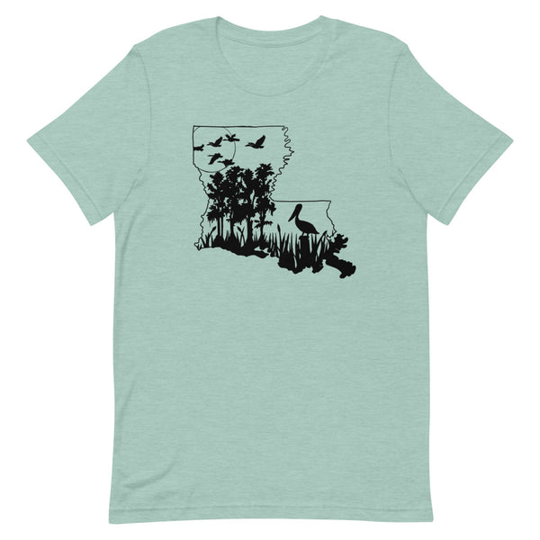 Louisiana Silhouette Shirt