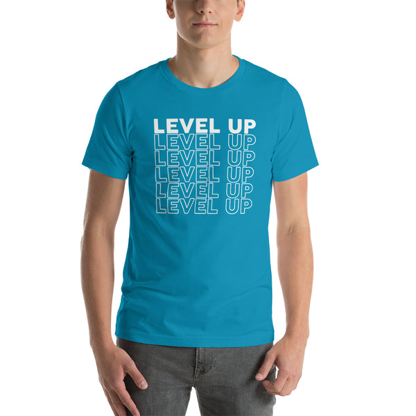 Level Up Boss Babe Tee