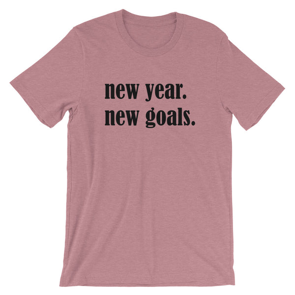 New Year. New Goals.