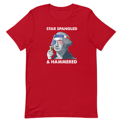 Star Spangled and Hammered