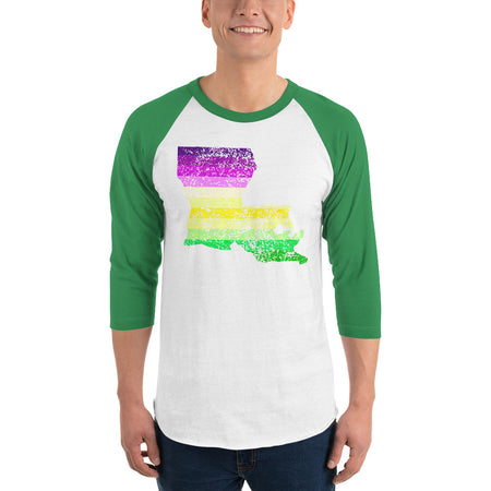 Louisiana Mardi Gras Shirt