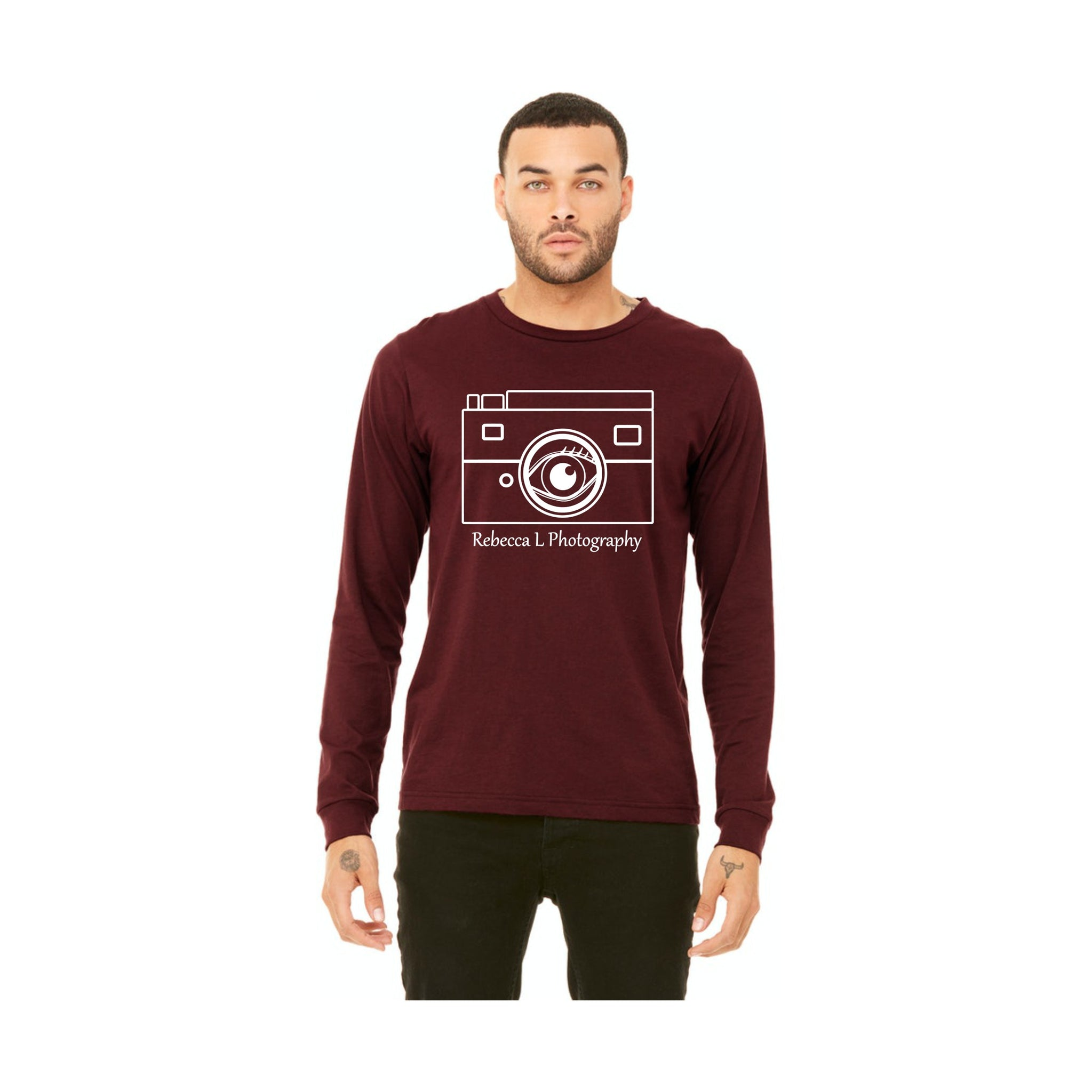 Rebecca L Photography Long Sleeve Shirt