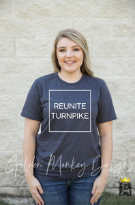 Reunite Turnpike Tee