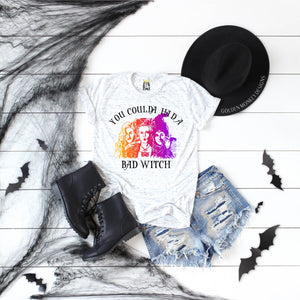 You Coulda Had a Bad Witch Sanderson Sisters TRIBLEND Shirt
