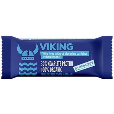 Barrra Proteica Bio Raw Viking Mirtilo