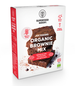 Mix Brownie Cacau Superfood Bakery Bio 287g