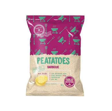 Batatas Proteína Peatatoes Gold Nutrition Barbecue