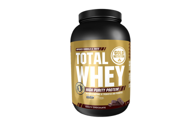Proteína Total Whey Gold Nutrition Chocolate 1KG