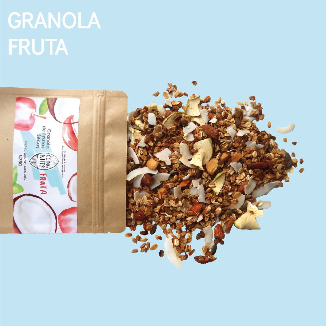 Granola Going Nuts Fruta