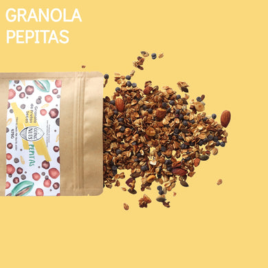 Granola Going Nuts Pepitas