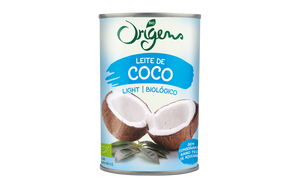 Leite de Coco Light 12% Origens Bio 400ml