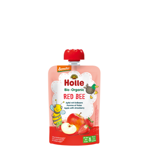 Saqueta de Fruta Holle Red Bee Bio