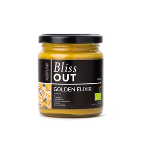 Manteiga Amendoim BlissOut Golden Elixir