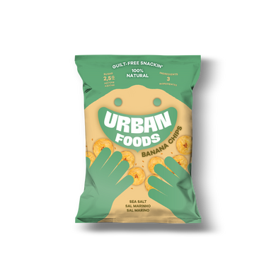 Banana Chips Urban Foods