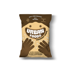 Coconut Chips Urban Foods