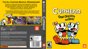 Cuphead - Custom Xbox One Art Cover