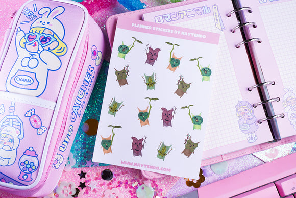 Koroks Planner Sticker Sheet