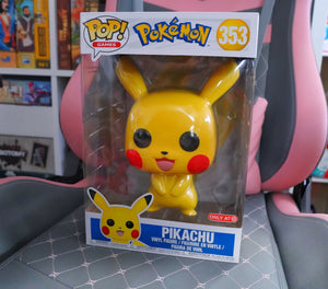 Large Pikachu POP - Target Exclusive