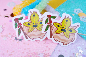 Korok VINYL Sticker Holographic or Gloss