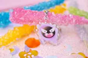 "Ghastly 1.5"" DOUBLE SIDED Acrylic Charm 
