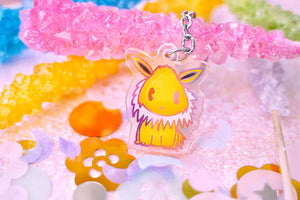 "Jolteon 1.5"" DOUBLE SIDED Acrylic Charm 