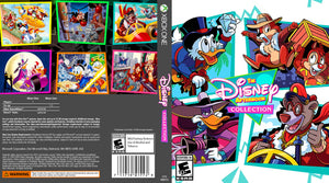 Disney Afternoon Collection - Custom Xbox One Art Cover