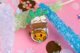 Daisy Mae Hard Enamel Pin | Animal Crossing