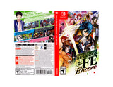 Tokyo Mirage Sessions #FE Encore - Custom Nintendo Switch Art Cover