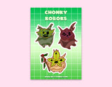 Chonky Korok Sticker Sheet
