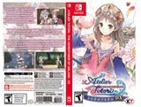 Custom Nintendo Switch Art Cover w/ Game Case - Atelier Totori ~The Apprentice of Arland~ DX